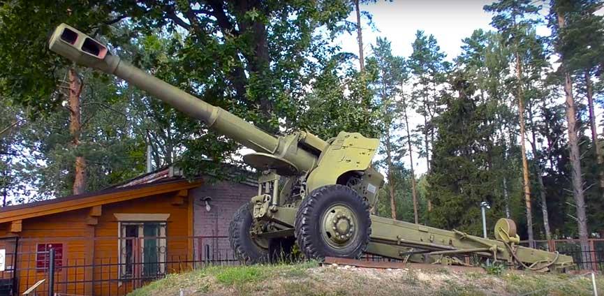 Государственный военно-технический музей в Черноголовке